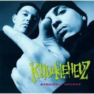 Knucklehedz - Stricktly Savage (Violet Vinyl)