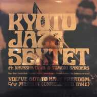 Kyoto Jazz Sextet - You've Got To Have Freedom / Mission (Unreleased Take)