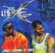 Les X a.k.a: X-Men - Jeunes, Coupables Et Libres