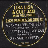 Lisa Lisa & Cult Jam - Can You Feel The Beat (Full Force Remix)