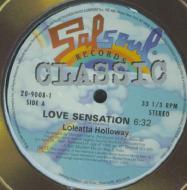 Loleatta Holloway - Love Sensation  /  Love & Happiness