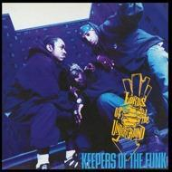 Lords Of The Underground - Keepers Of The Funk (Blue Vinyl)