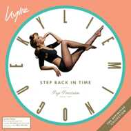 Kylie Minogue - Step Back In Time (Mint Green Vinyl)
