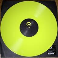 Luke Hess - Adventures In Deep Space EP (Yellow Vinyll)