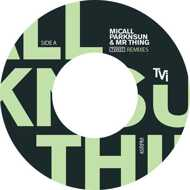 Micall Parknsun & Mr. Thing - Klingon Face / 8 Bricks (Remixes)