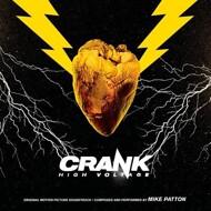 Mike Patton - Crank High Voltage (Soundtrack / O.S.T. - Clear Splatter Vinyl)