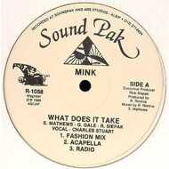 Mink - What Does It Take