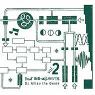 DJ Mitsu The Beats - Beat Installments Vol. 2