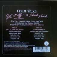 Monica - Get It Off / Knock Knock