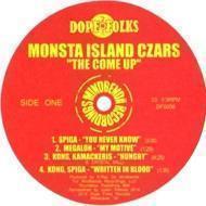 Monsta Island Czars - The Come Up