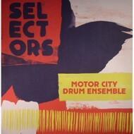 Motor City Drum Ensemble - Selectors 001