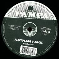 Nathan Fake / DJ Koze - Xmas Rush / Mi Cyaan Believe It
