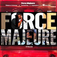 Nato Caliph, Black Spade  - Force Majeure EP (Tape)