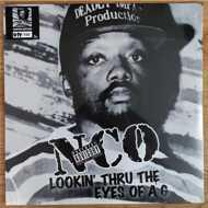 NCO (Raw Society) - Lookin' Thru The Eyes Of A G (SplatterVinyl)