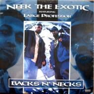 Neek The Exotic - Backs N' Necks (Tape)