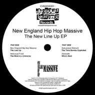 New England Hip Hop Massive  - The New Line Up EP