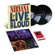 Nirvana - Live & Loud