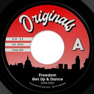 Freedom / SWV & Wu Tang Clan - Get Up & Dance / Anything