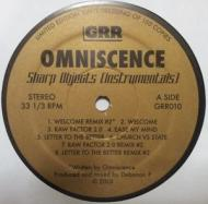 Omniscence - Sharp Objects [Instrumentals]