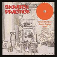 DJ T-Kut - Scratch Practice (Orange Vinyl)