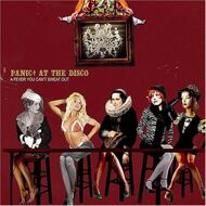 Panic! At The Disco - A Fever You Can't Sweat Out (Black Vinyl)