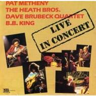 Pat Metheny - Live In Concert