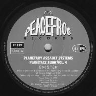 Planetary Assault Systems - Planetary Funk Vol. 4