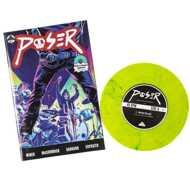 Joel Grind - Poser Issue 3 (Soundtrack / Comic)