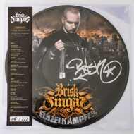 Brisk Fingaz - Einzelkämpfer (Signed Picture Disc)