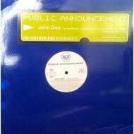 Public Announcement - John Doe
