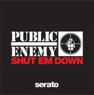 Public Enemy - Shut Em Down Serato (Serato Control Vinyl)