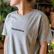 Pufuleti (Joe Space) - Tumbulata (T-Shirt Grau)