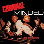 Boogie Down Productions - Criminal Minded (Black Vinyl)