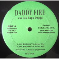 Daddy Fire - Ina Brooklyn