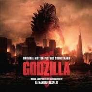 Alexandre Desplat - Godzilla (Soundtrack / O.S.T.) [Black Vinyl]