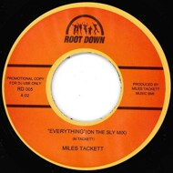 Miles Tackett (Breakestra) - Everything (On The Sly Mix) / The Fool Who Wonders