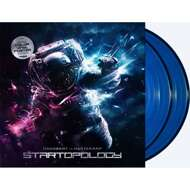 Dagobert vs MasterArp - Startopology (Blue Vinyl)