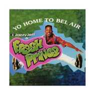 DJ Jazzy Jeff & The Fresh Prince - Yo Home To Bel Air / Parents Just Don't Understand (Neon Green Vinyl)