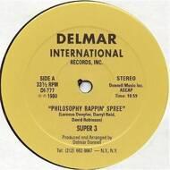Super 3 - Philosophy Rappin' Spree