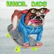 Radical Dads - Skateboard Bulldog