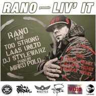 Rano, Too Strong, Laas Unltd & DJ Stylewarz - Liv' It
