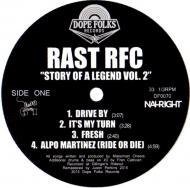Rast RFC - Story Of A Legend Volume 2