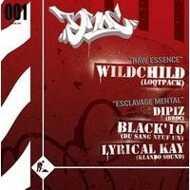 Broc & Wildchild - Raw essence feat. Wildchild