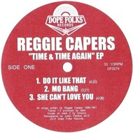 Reggie Capers - Time & Time Again