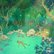 Retro Jungle - Summer Bloom