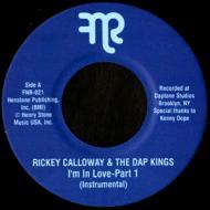 Rickey Calloway - I'm In Love (Instrumental)