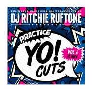 DJ Ritchie Ruftone - Practice Yo! Cuts Vol. 6 (Blue Vinyl)