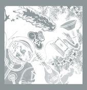 Rocket Juice & The Moon - Leave-Talking E.P.
