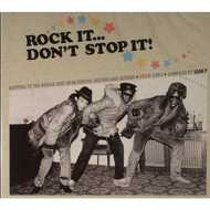 Various - Rock It … Don't Stop It!: Boogiefied Rap From Brooklyn, Boston And Beyond 1979-1983