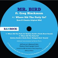 Mr. Bird - Where Did The Party Go?
